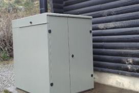 Grant Biomas boilers install picture