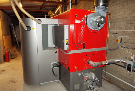 hargassner commercial biomass boilers installers scotland
