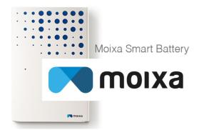 Moixa battery
