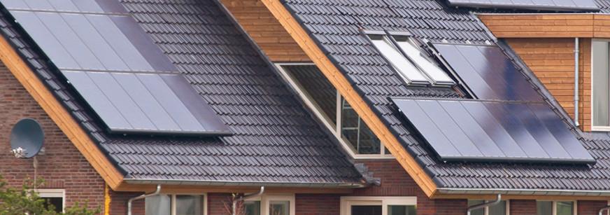 domestic solar pv panels