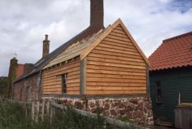 Boiler shed